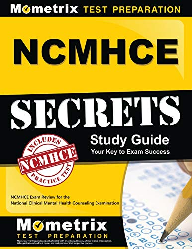 9781610722438: NCMHCE Secrets Study Guide: NCMHCE Exam Review for the National Clinical Mental Health Counseling Examination