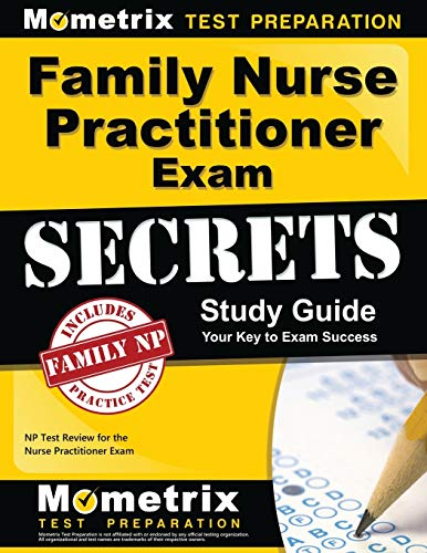 9781610723015: Family Nurse Practitioner Exam Secrets Study Guide: NP Test Review for the Nurse Practitioner Exam