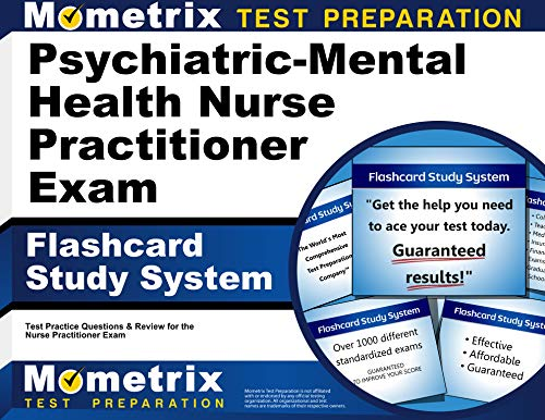 9781610723046: Family Psychiatric & Mental Health Nurse Practitioner Exam Flashcard Study System: NP Test Practice Questions & Review for the Nurse Practitioner Exam (Cards)