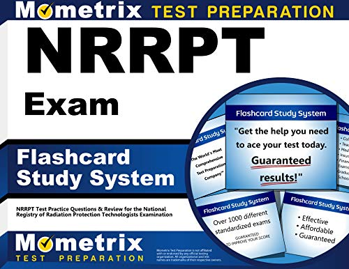 9781610723237: Nrrpt Exam Flashcard Study System: Nrrpt Test Practice Questions & Review for the National Registry of Radiation Protection Technologists Examination