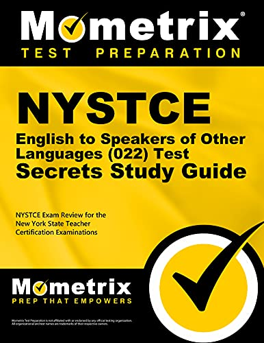 9781610723541: NYSTCE English to Speakers of Other Languages (022) Test Secrets Study Guide: NYSTCE Exam Review for the New York State Teacher Certification Examinations