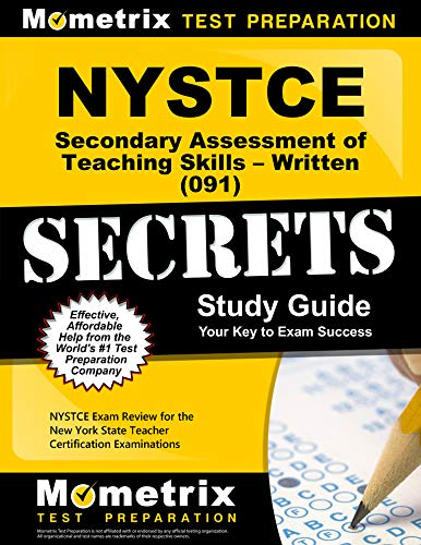 9781610723763: NYSTCE Secondary Assessment of Teaching Skills-Written (091) Secrets Study Guide: NYSTCE Test Review for the New York State Teacher Certification Examinations