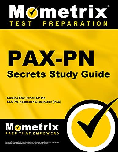 PAX PN Exam - mometrix.com