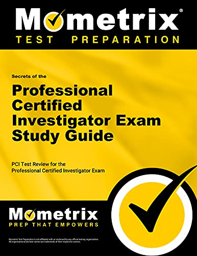 9781610724944: Secrets of the Professional Certified Investigator Exam Study Guide: PCI Test Review for the Professional Certified Investigator Exam (Secrets (Mometrix))