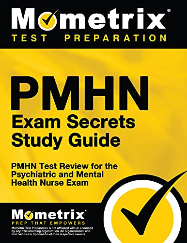 9781610725736: PMHN Exam Secrets Study Guide: PMHN Test Review for the Psychiatric and Mental Health Nurse Exam