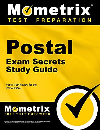 Postal Exam Secrets: Postal Test Review for the Postal Exam: Mometrix Media LLC