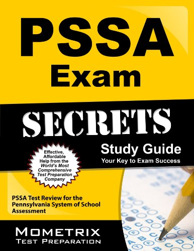 9781610727983: PSSA Exam Secrets Study Guide: PSSA Test Review for the Pennsylvania System of School Assessment (Secrets (Mometrix))