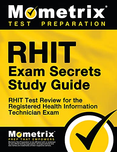 rhit professional Registered health information technician (rhit) is a professional certification administered by the american health information management association (ahima) in the united states passing the exam results in licensure as a health information technician.
