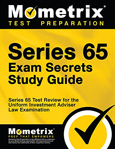 9781610728614: Series 65 Exam Secrets Study Guide: Series 65 Test Review for the Uniform Investment Adviser Law Examination