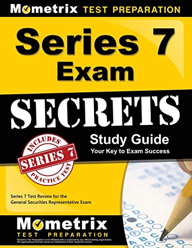 9781610728669: Series 7 Exam Secrets Study Guide: Series 7 Test Review for the General Securities Representative Exam