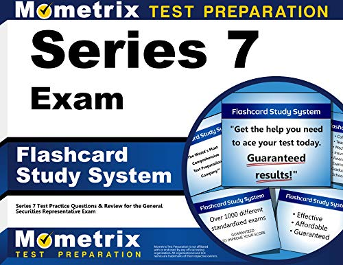 9781610728676: Series 7 Exam Flashcard Study System: Series 7 Test Practice Questions and Review for the General Securities Representative Exam