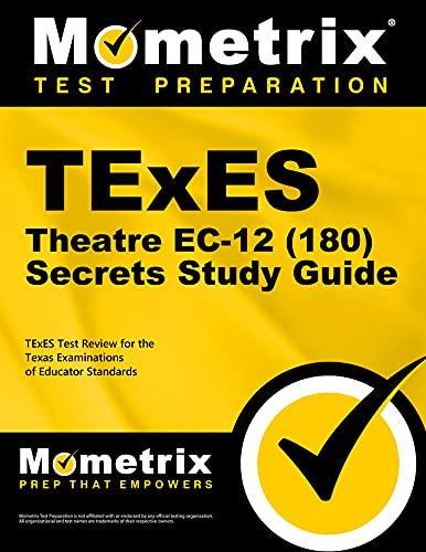 9781610729871: TExES Theatre EC-12 (180) Secrets Study Guide: TExES Test Review for the Texas Examinations of Educator Standards