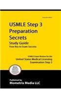 9781610730068: USMLE Step 3 Preparation Secrets: USMLE Exam Review for the United States Medical Licensing Examination Step 3