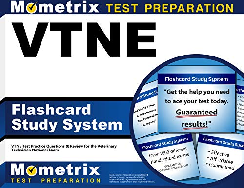 9781610730150: VTNE Flashcard Study System: VTNE Test Practice Questions & Review for the Veterinary Technician National Exam (Cards)