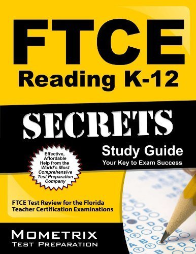 9781610733748: FTCE Chemistry 6-12 Secrets Study Guide: FTCE Test Review for the Florida Teacher Certification Examinations