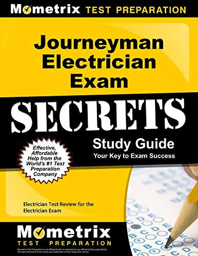 9781610734790: Master Electrician Exam Secrets Study Guide: Electrician Test Review for the Electrician Exam