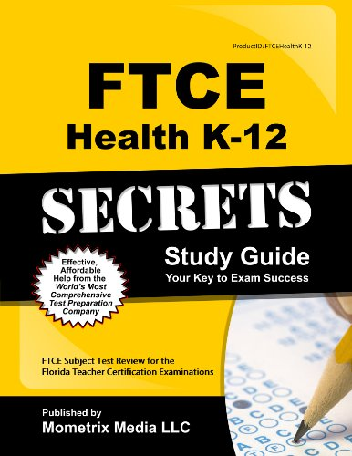 9781610735117: FTCE Health K-12 Secrets Study Guide: FTCE Test Review for the Florida Teacher Certification Examinations