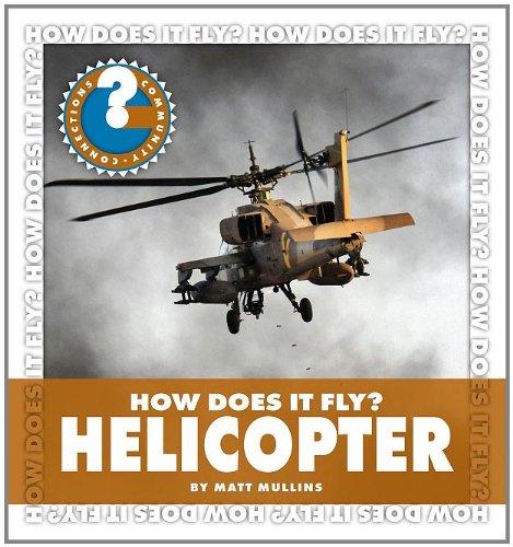 Helicopter (Library Binding): Matt Mullins
