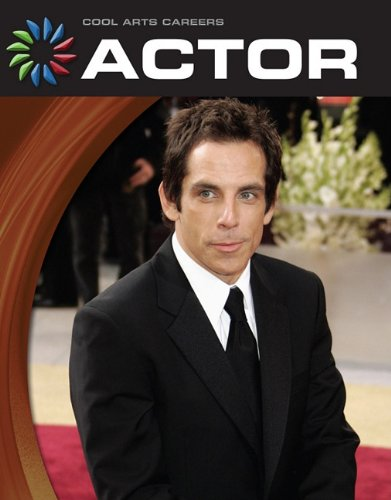 9781610801294: Actor (Cool Arts Careers)