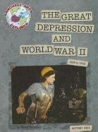 9781610802871: The Great Depression and World War II (Language Arts Explorer-History Digs)