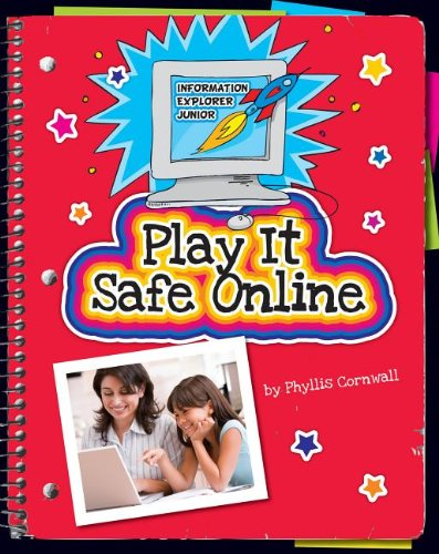 Play It Safe Online (Library Binding): Phyllis Cornwall