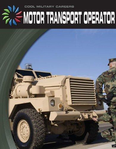 Motor Transport Operator (Cool Military Careers): Wil Mara