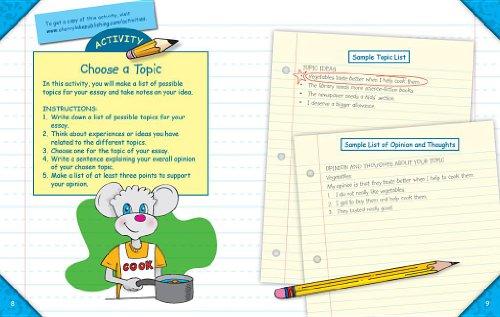 9781610804929: How to Write an Essay (Language Arts Explorer Junior)
