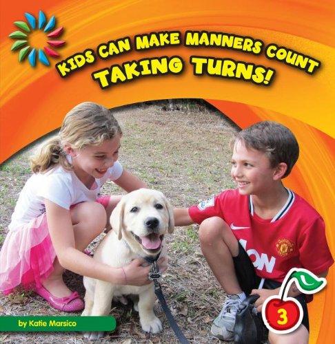 Taking Turns! (21st Century Basic Skills Library): Marsico, Katie