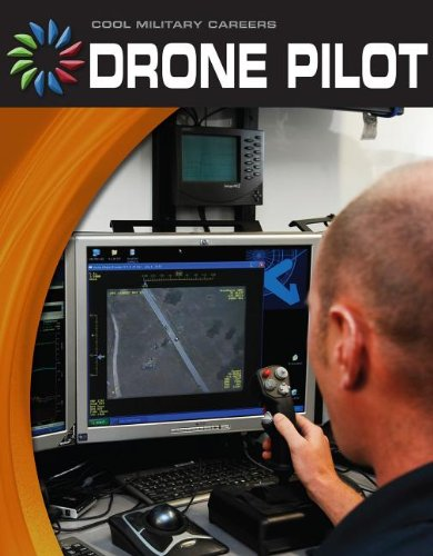 9781610806220: Drone Pilot (Cool Military Careers)
