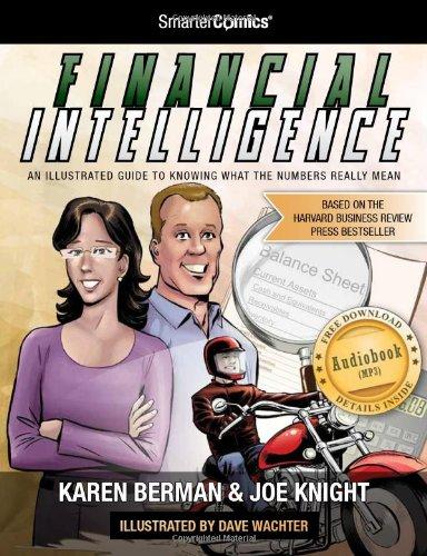 9781610820059: Financial Intelligence from SmarterComics