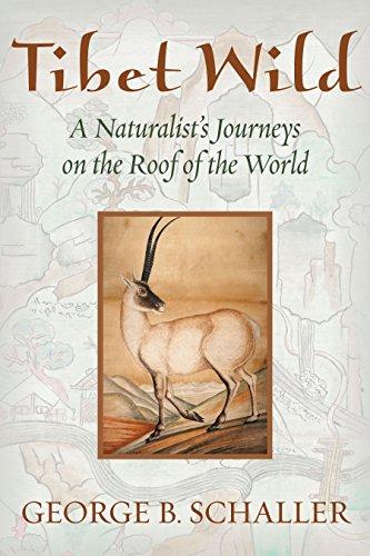 Tibet Wild: A Naturalist's Journeys on the Roof of the World: George B. Schaller
