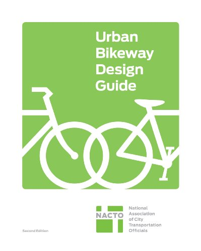 9781610914369: Urban Bikeway Design Guide, Binder Edition