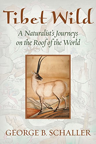 9781610915069: Tibet Wild: A Naturalist's Journeys on the Roof of the World