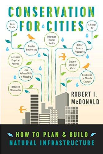 Conservation for Cities: How to Plan Build Natural Infrastructure (Hardback): Robert I. McDonald