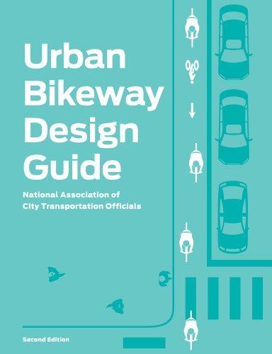 9781610915656: Urban Bikeway Design Guide, Second Edition
