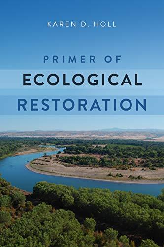 9781610919722: Primer of Ecological Restoration