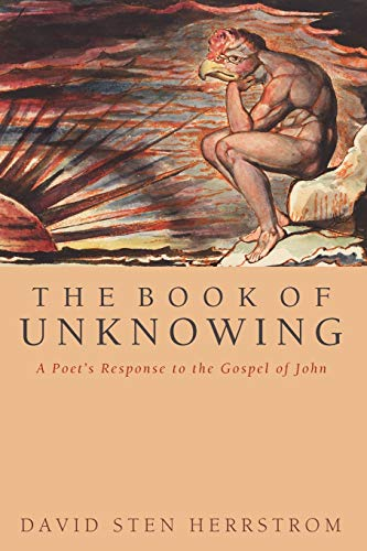 9781610971881: The Book of Unknowing: A Poets Response to the Gospel of John