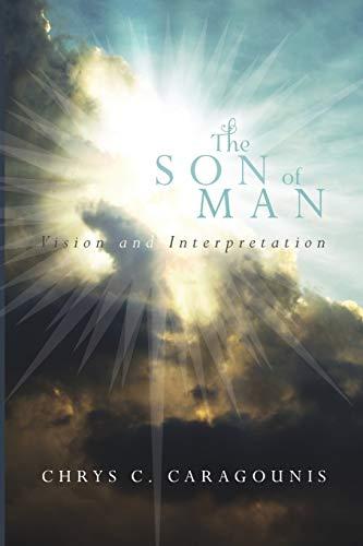9781610973854: The Son of Man: Vision and Interpretation