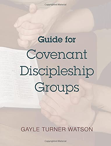 9781610973960: Guide for Covenant Discipleship Groups: