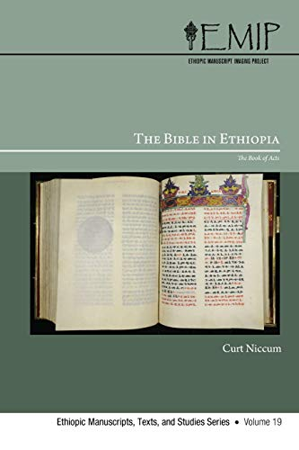 9781610977357: The Bible in Ethiopia: The Book of Acts (Ethiopic Manuscripts, Texts, and Studies)