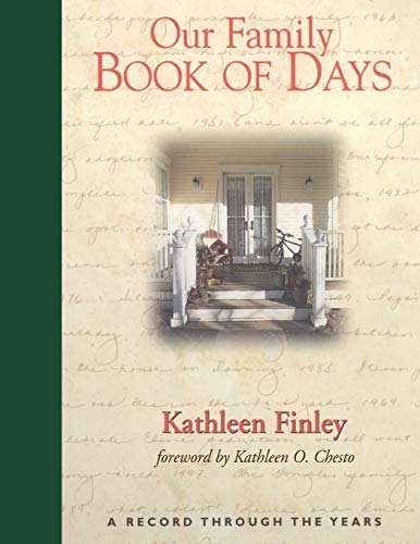 9781610977739: Our Family Book of Days: A Record Through the Years