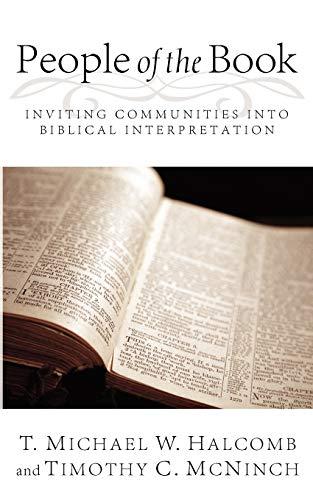 9781610979276: People of the Book: Inviting Communities into Biblical Interpretation