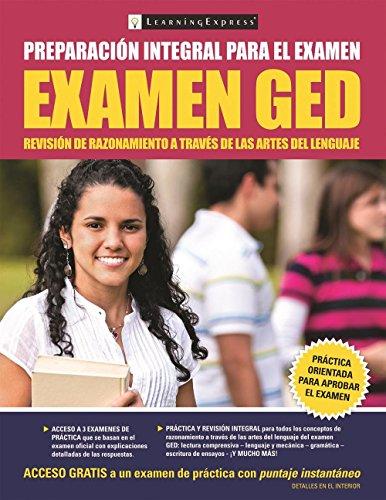 9781611030860: Examen GED Revison de Razonamiento a Traves de Las Artes del Lenguaje