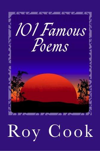 9781611040739: 101 Famous Poems