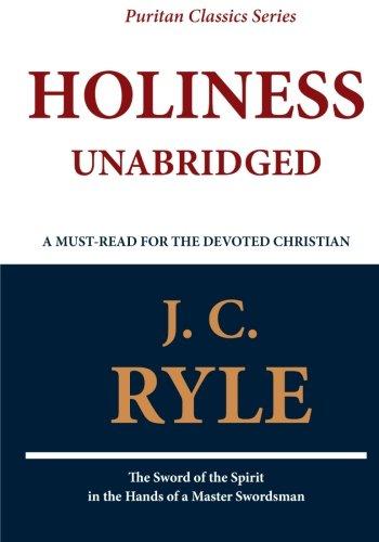 9781611043433: Holiness (Unabridged)