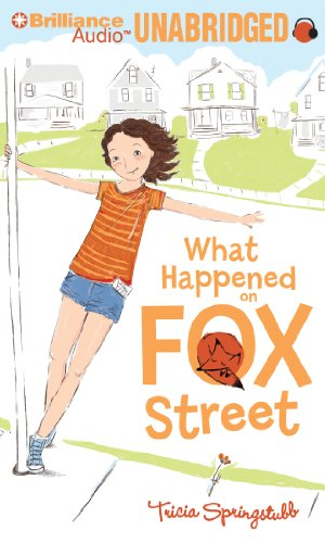 What Happened on Fox Street: Library Edition: Springstubb, Tricia