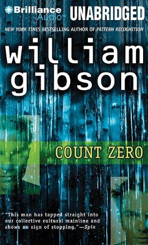 9781611062090: Count Zero (Sprawl Trilogy)