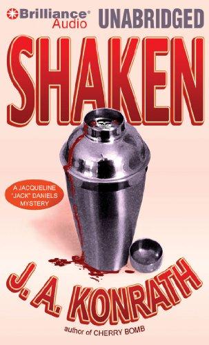 9781611062328: Shaken (Jacqueline