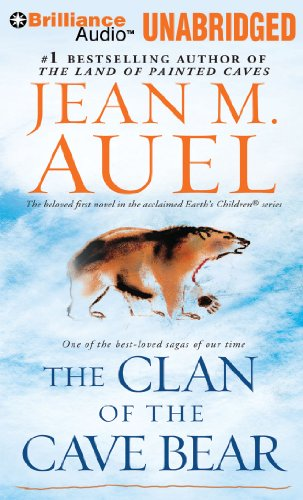 9781611064476: The Clan of the Cave Bear (Earth's Children® Series)