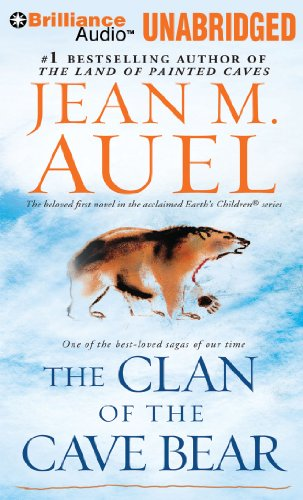 9781611064520: The Clan of the Cave Bear (Earth's Children� Series)
